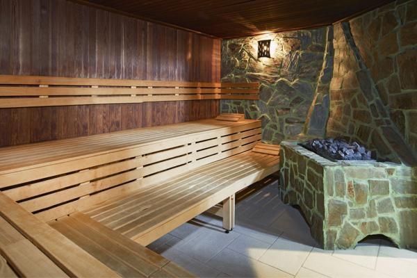 Vulkán sauna